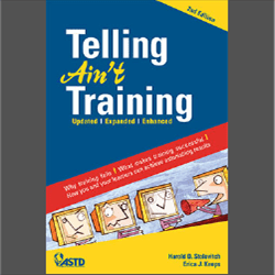 Telling Ain't Training, 2nd Edition